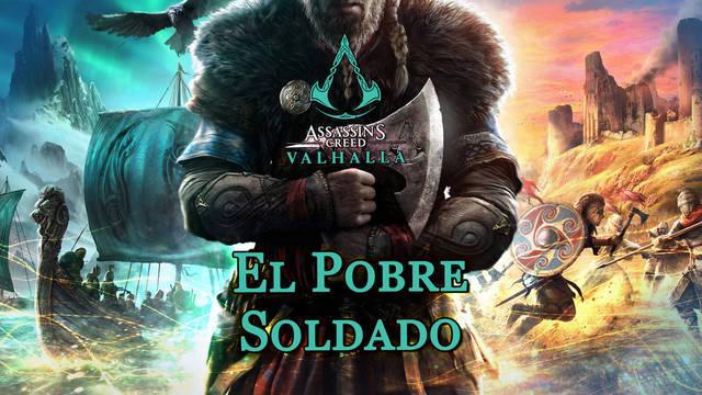 El Pobre Soldado al 100% en Assassin's Creed Valhalla