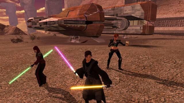 Star Wars Knights of the Old Republic II llegará a iOS y Android el 18 de diciembre