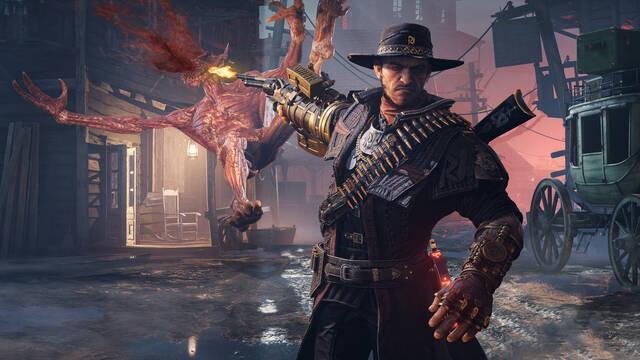 Evil West anunciado para PC y consolas
