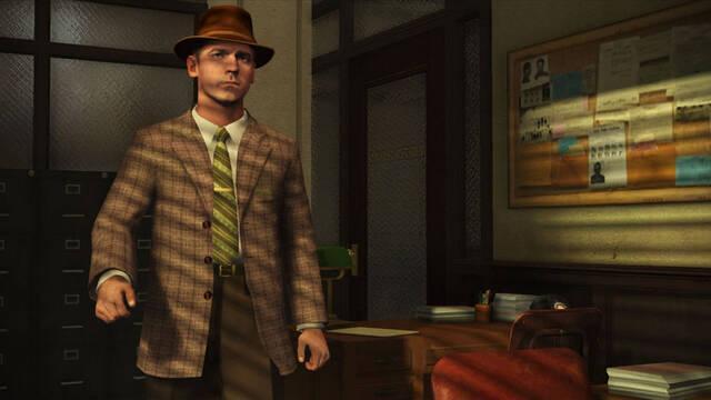 Primer tráiler de L.A. Noire