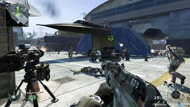 Se muestran las primeras imágenes y vídeo del nuevo pack de mapas de Black Ops