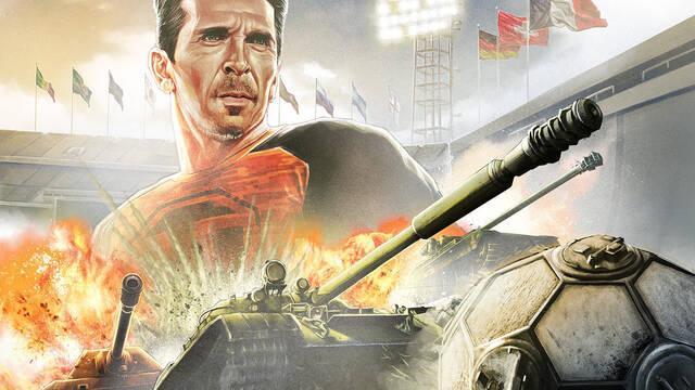 World of Tanks y Buffon los nuevos protagonistas del contenido Tank Football
