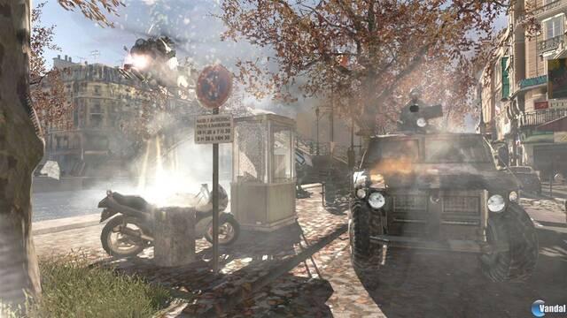 Nuevas imágenes de Call of Duty: Modern Warfare 3