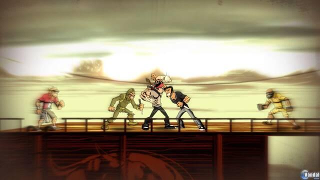 E3: Nuevas imágenes de Shank