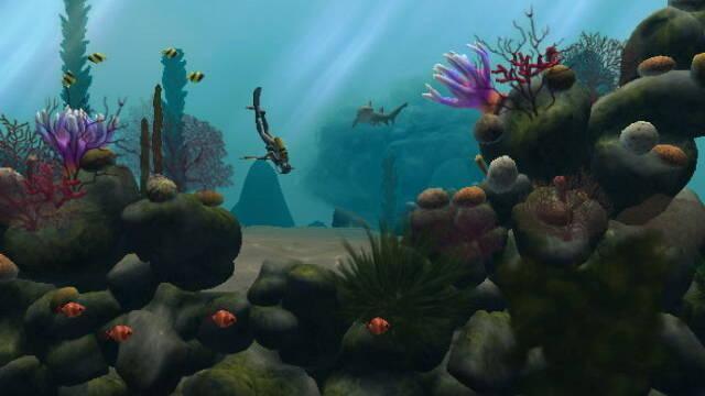 Cosmonaut Games anuncia una aventura submarina en WiiWare