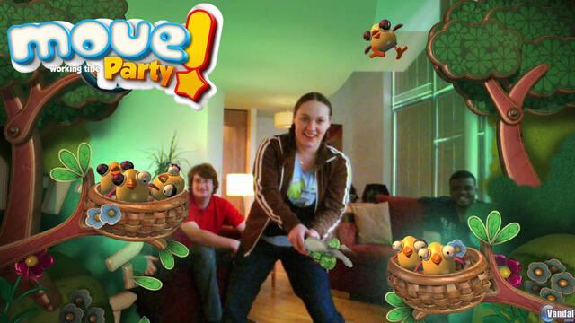 Mostrado Move Party, el primer juego social de PlayStation Move