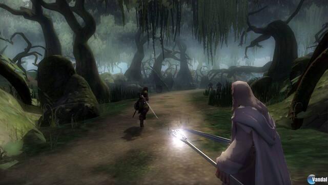 Nuevas imágenes de El Señor de los Anillos: La búsqueda de Aragorn
