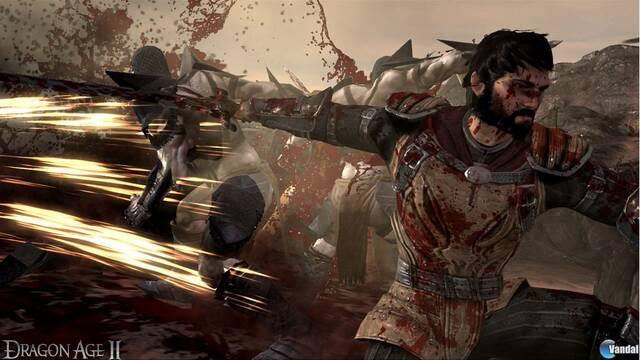GC: Nuevas imágenes de Dragon Age 2