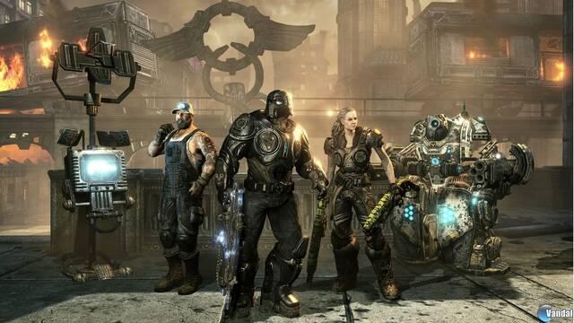 Anunciado el primer pack de mapas descargables para Gears of War 3