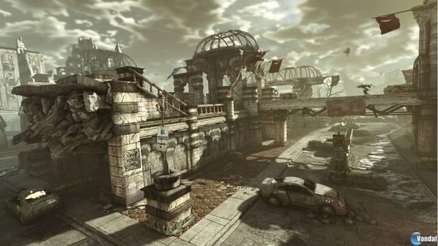 Desvelada la lista completa de mapas de Gears of War 3