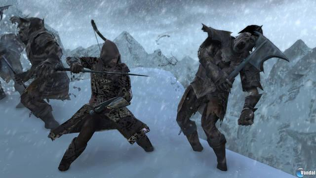 Se presenta a Eradan, uno de los protagonistas de El Señor de los Anillos: La Guerra del Norte