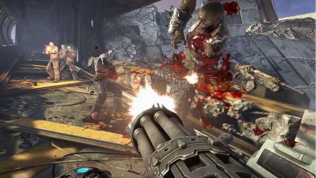 Nuevas imágenes y vídeo de Bulletstorm