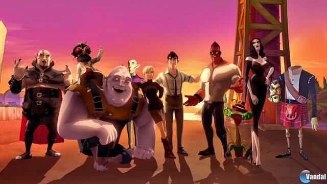The Next Big Thing se llamará en España Hollywood Monsters 2