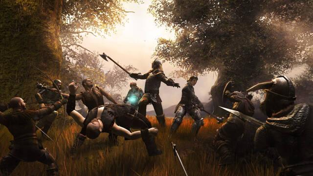 E3: Nuevas imágenes de Drakensang: The River Of Time