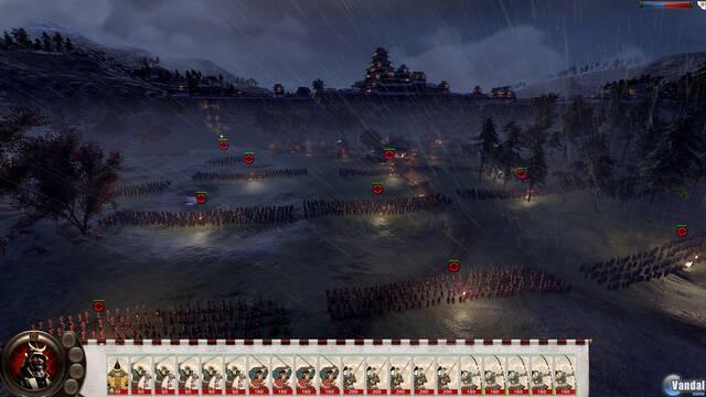 E3: Nuevas imágenes de Shogun 2: Total War