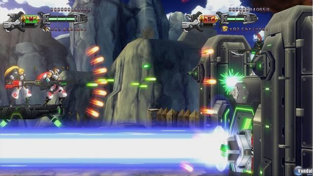 E3: Nuevas imágenes de Hard Corps: Uprising
