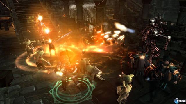 Nuevas imágenes y vídeo de Dungeon Siege III