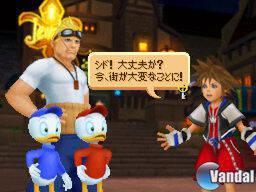 Nuevas imágenes de Kingdom Hearts: Re:Coded