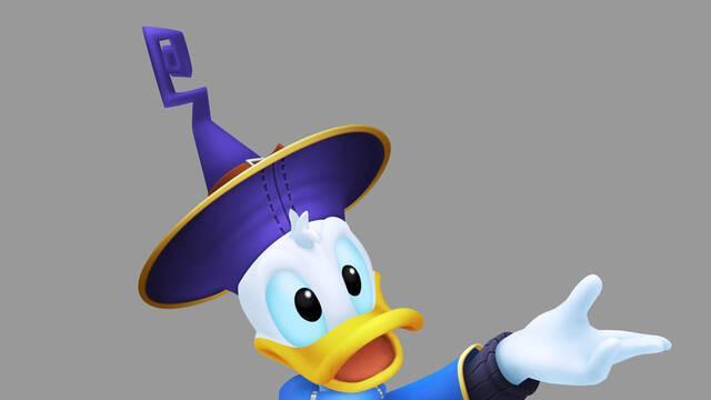 Nuevas ilustraciones y vídeo de Kingdom Hearts Re:Coded
