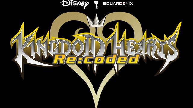 Nuevas imágenes de Kingdom Hearts Re:Coded