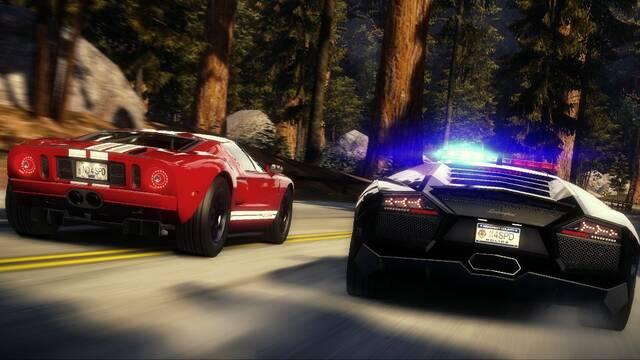 Nuevas imágenes de Need for Speed Hot Pursuit