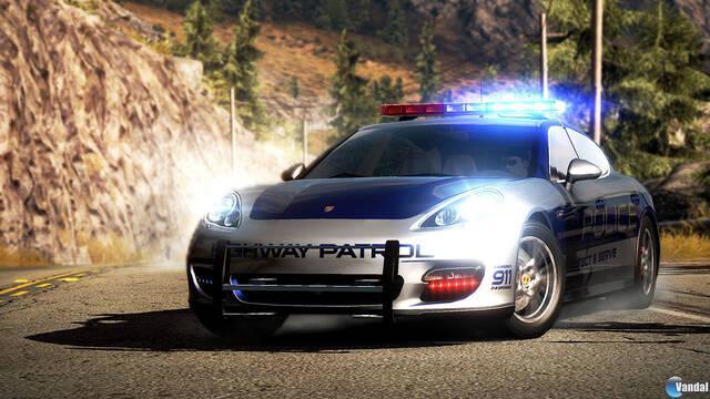 GC: Nuevas imágenes de Need for Speed Hot Pursuit