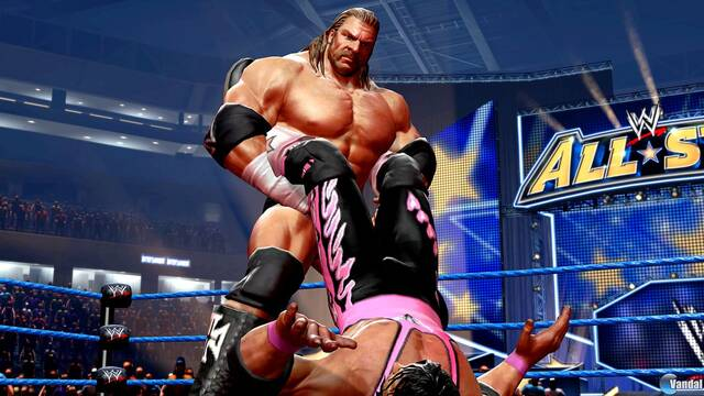 Primeras imágenes y tráiler de WWE All-Stars