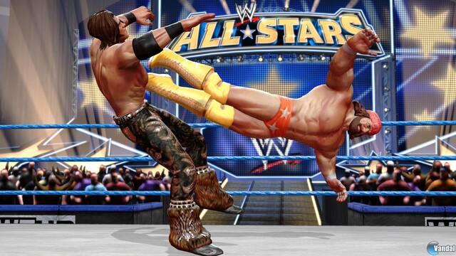 Nuevas imágenes de WWE All Stars