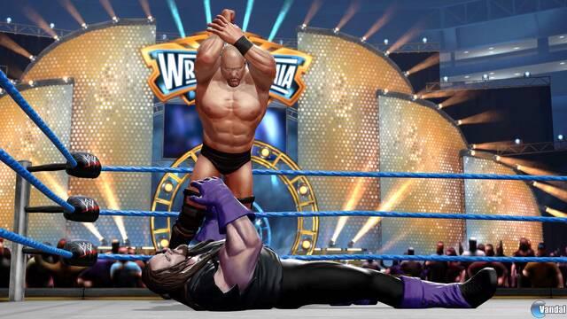 Nuevas imágenes y vídeo de WWE All Stars