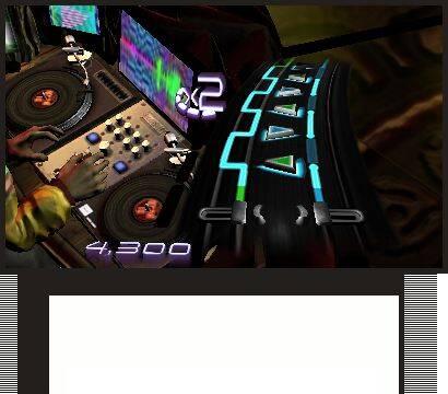 E3: Primeras imágenes de DJ Hero 3D