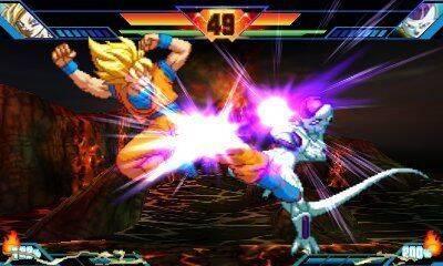 Primeras imágenes oficiales de Dragon Ball Z: Extreme Butoden
