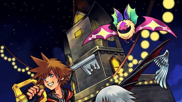 Se confirma el lanzamiento europeo de Kingdom Hearts 3D: Dream Drop Distance