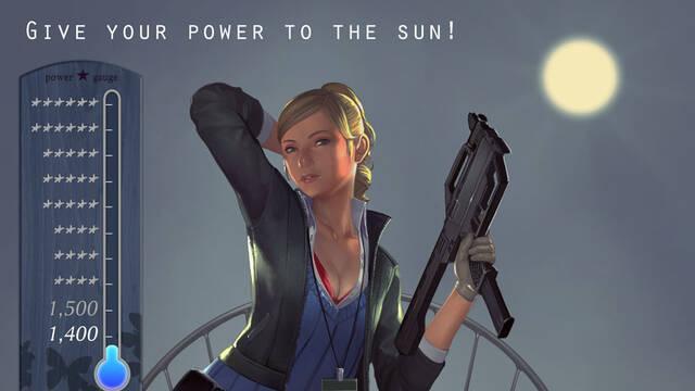 Konami promociona NeverDead a través de Facebook