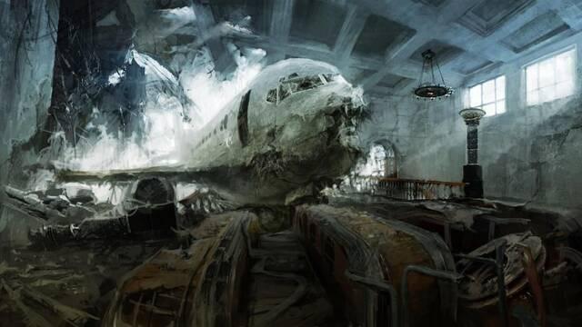 Desveladas nuevas ilustraciones de Metro: Last Light