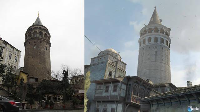 Ubisoft compara el Estambul real con el de Assassin's Creed: Revelations