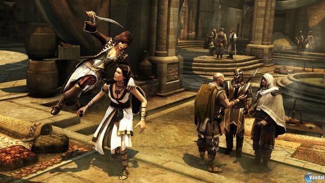 Anunciado un pack de personajes descargables para Assassin's Creed Revelations