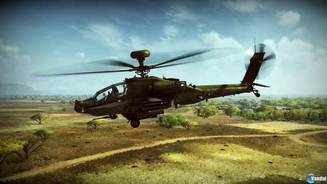Nuevas imágenes de Apache: Air Assault