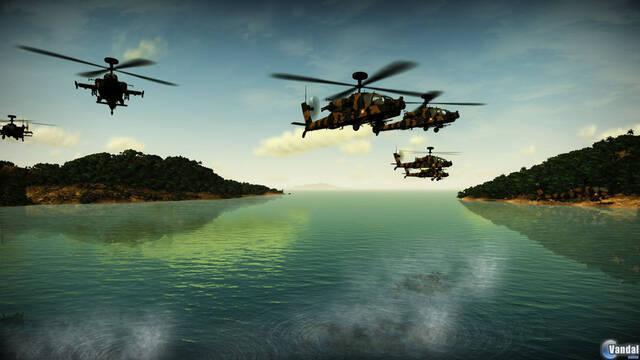 Activision resucita la saga Apache
