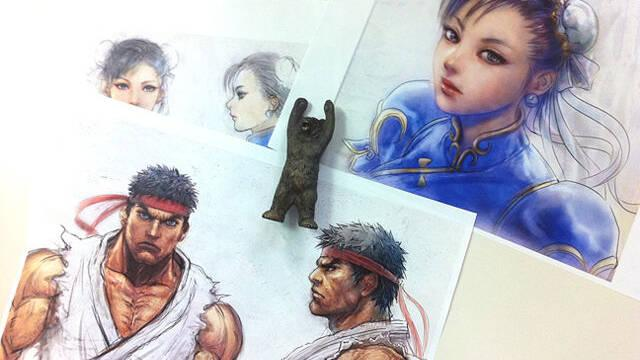 Tekken x Street Fighter ya está muy avanzado