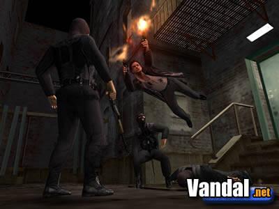Nuevas imágenes de Max Payne 2 para PS2