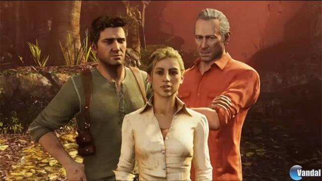 Los títulos remasterizados de Uncharted ya se pueden adquirir por separado en PS4