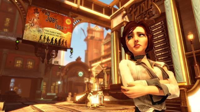 Nos muestran cómo era el prototipo de BioShock Infinite