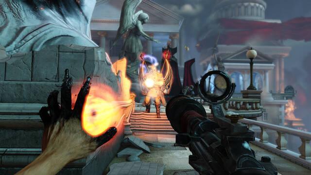 Booker DeWitt, el protagonista de Bioshock Infinite, se presenta en un nuevo tráiler