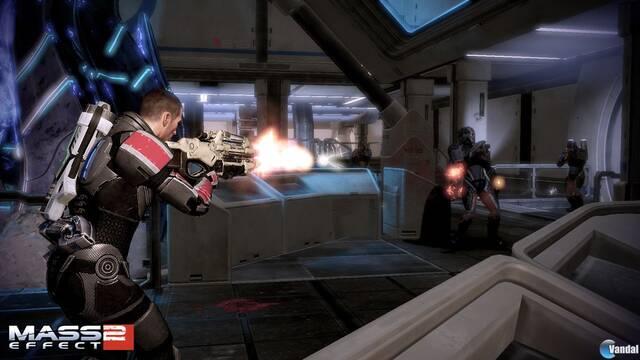 El nuevo contenido de Mass Effect 2 llega el 29 de marzo