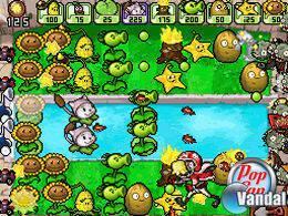 Nuevas imágenes de Plants vs. Zombies para Nintendo DS