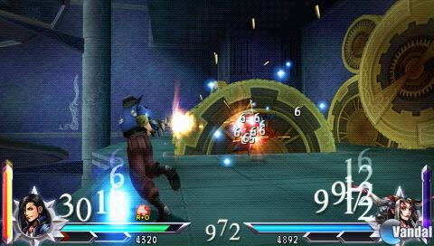 Se muestra Laguna en Dissidia 012 Final Fantasy