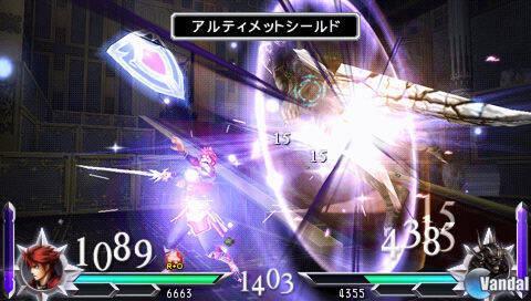 Mostrado el modo Creación de Dissidia 012: Final Fantasy