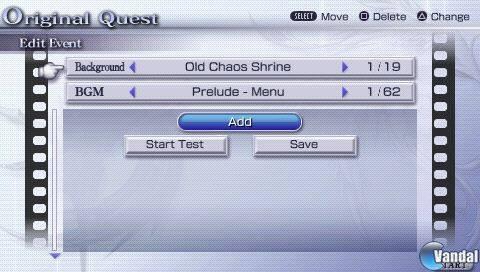Nuevas imágenes de Dissidia 012 Final Fantasy