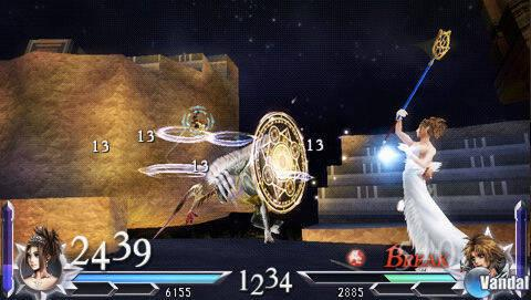 Se muestra Gilgamesh en Dissidia 012 Final Fantasy