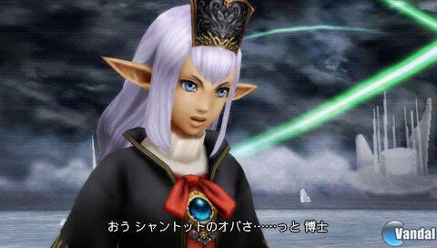 Square Enix presenta a Prishe en Dissidia 012: Final Fantasy